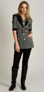 Donia Jacket by Quail